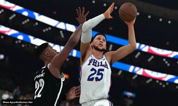 NBA 2K19 Screenshot 1, Full Version, PC Game, Download Free