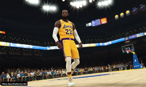 NBA 2K19 Screenshot 2, Full Version, PC Game, Download Free