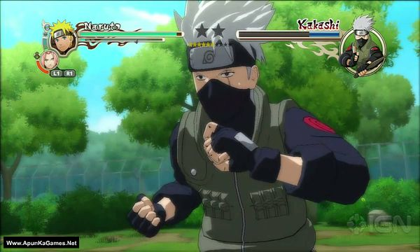 Naruto Shippuden: Ultimate Ninja Storm 2 Screenshot 1, Full Version, PC Game, Download Free