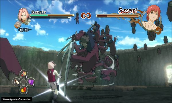 Naruto Shippuden: Ultimate Ninja Storm 2 Screenshot 3, Full Version, PC Game, Download Free