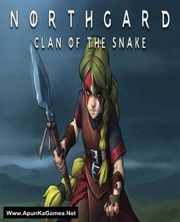 Northgard Svafnir Clan of the Snake Cover, Poster, Full Version, PC Game, Download Free