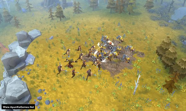 Northgard Svafnir Clan of the Snake Screenshot 3, Full Version, PC Game, Download Free