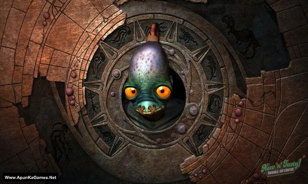Oddworld: New 'n' Tasty Screenshot 2, Full Version, PC Game, Download Free