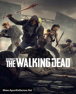 Overkill's The Walking Dead Cover, Poster, Full Version, PC Game, Download Free