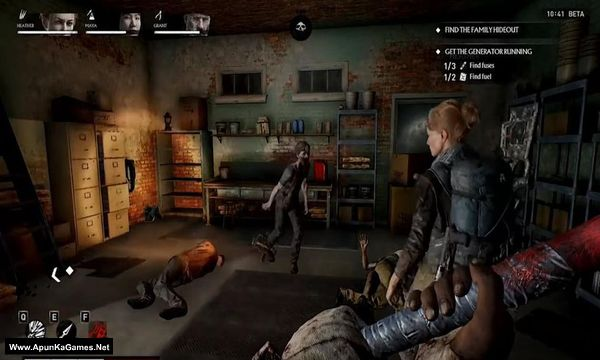 Overkill's The Walking Dead Screenshot 2, Full Version, PC Game, Download Free