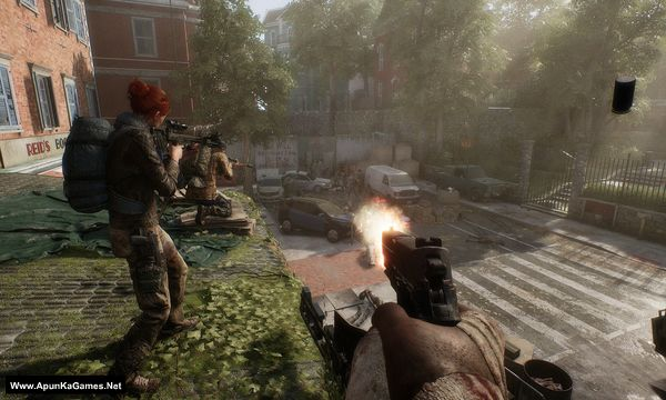 Overkill's The Walking Dead Screenshot 3, Full Version, PC Game, Download Free