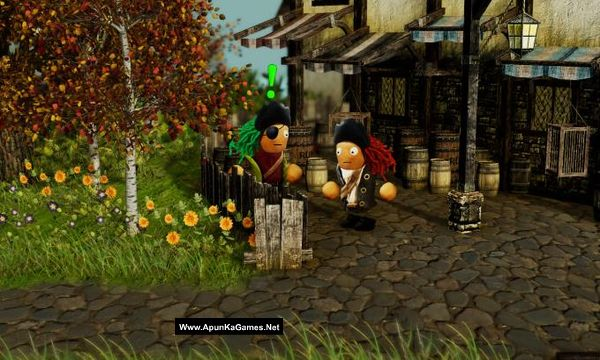 Pirates of First Star Screenshot 1, Full Version, PC Game, Download Free