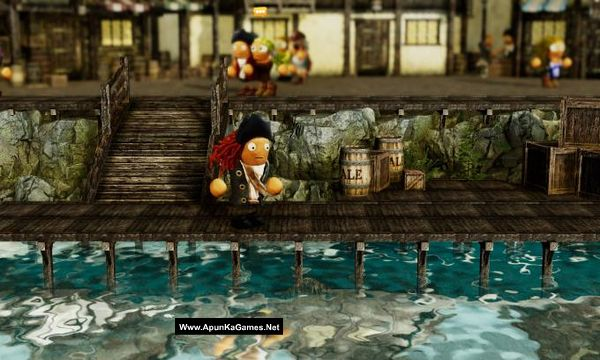 Pirates of First Star Screenshot 3, Full Version, PC Game, Download Free