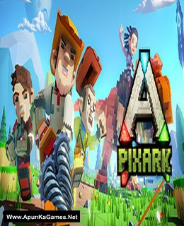 PixARK Cover, Poster, Full Version, PC Game, Download Free