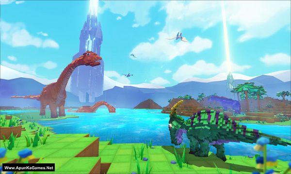 PixARK Screenshot 1, Full Version, PC Game, Download Free