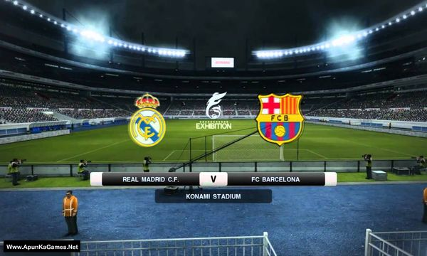 Pro Evolution Soccer 2011 Screenshot 1, Full Version, PC Game, Download Free