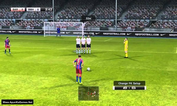 Pro Evolution Soccer 2011 Screenshot 2, Full Version, PC Game, Download Free