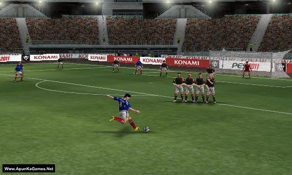Pro Evolution Soccer 2011 Screenshot 3, Full Version, PC Game, Download Free