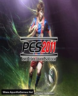 Pro Evolution Soccer 2011 Cover, Poster, Full Version, PC Game, Download Free