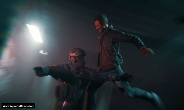 Quantum Break Complete Screenshot 1, Full Version, PC Game, Download Free