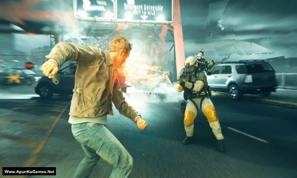Quantum Break Complete Screenshot 2, Full Version, PC Game, Download Free