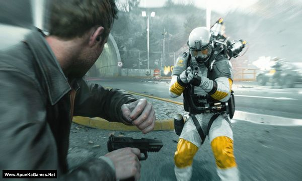 Quantum Break Complete Screenshot 3, Full Version, PC Game, Download Free