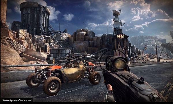 Rage Screenshot 1, Full Version, PC Game, Download Free