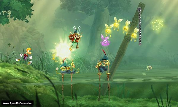 Rayman Legends Screenshot 1, Full Version, PC Game, Download Free