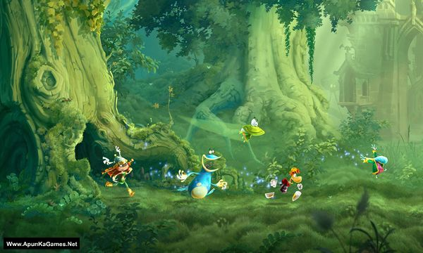Rayman Legends Screenshot 2, Full Version, PC Game, Download Free