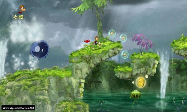 Rayman Legends Screenshot 3, Full Version, PC Game, Download Free