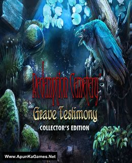 Redemption Cemetery: Grave Testimony Collector's Edition Cover, Poster, Full Version, PC Game, Download Free