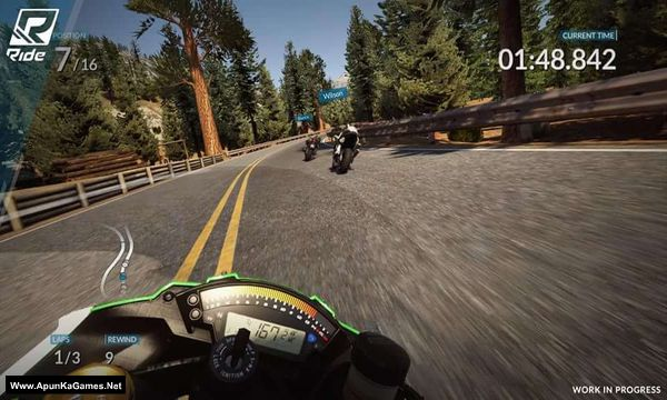 Ride 1 Screenshot 1, Full Version, PC Game, Download Free