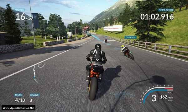 Ride 1 Screenshot 3, Full Version, PC Game, Download Free