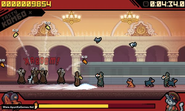Russian Subway Dogs Screenshot 1, Full Version, PC Game, Download Free