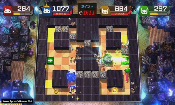 Scrap Rush Screenshot 1, Full Version, PC Game, Download Free