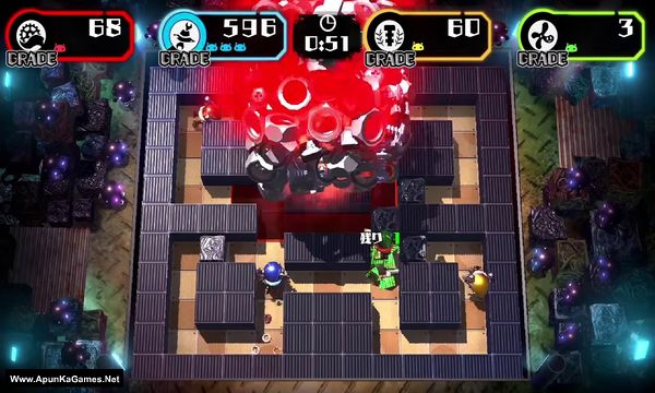 Scrap Rush Screenshot 2, Full Version, PC Game, Download Free