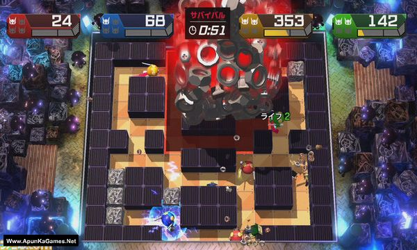 Scrap Rush Screenshot 3, Full Version, PC Game, Download Free