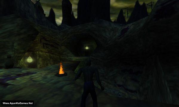 Shadow Man Screenshot 2, Full Version, PC Game, Download Free