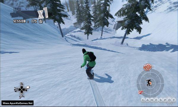 Shaun White Snowboarding Screenshot 1, Full Version, PC Game, Download Free