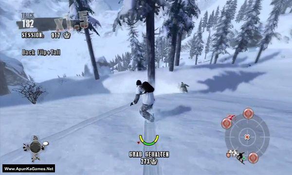 Shaun White Snowboarding Screenshot 2, Full Version, PC Game, Download Free