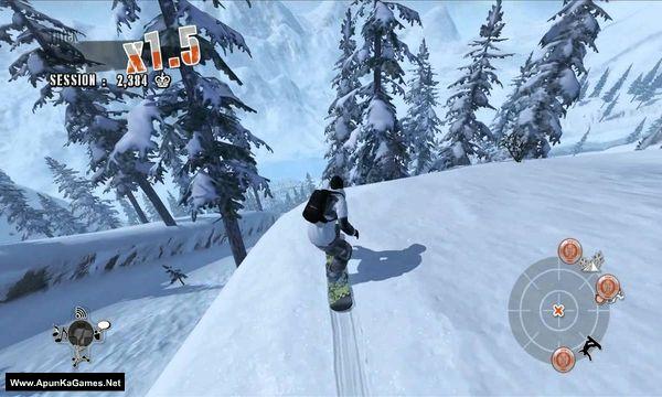 Shaun White Snowboarding Screenshot 3, Full Version, PC Game, Download Free