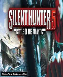 Silent Hunter 5®: Battle of the Atlantic. Cover, Poster, Full Version, PC Game, Download Free