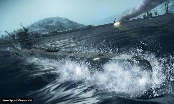 Silent Hunter 5®: Battle of the Atlantic. Screenshot 1, Full Version, PC Game, Download Free