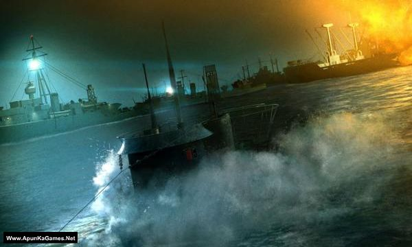 Silent Hunter 5®: Battle of the Atlantic. Screenshot 2, Full Version, PC Game, Download Free