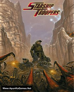 Starship Troopers Cover, Poster, Full Version, PC Game, Download Free