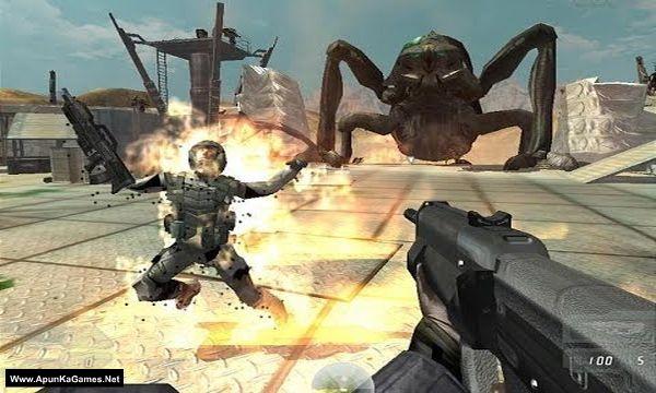 Starship Troopers Screenshot 1, Full Version, PC Game, Download Free