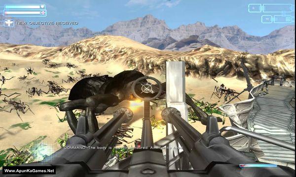 Starship Troopers Screenshot 2, Full Version, PC Game, Download Free