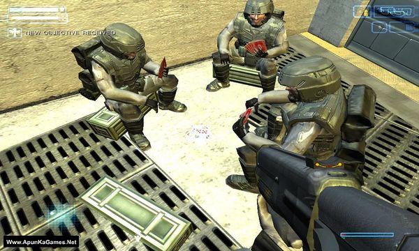 Starship Troopers Screenshot 3, Full Version, PC Game, Download Free