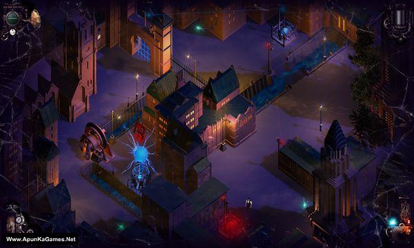 Steamburg Screenshot 2, Full Version, PC Game, Download Free