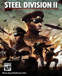 Steel Division 2 Cover, Poster, Full Version, PC Game, Download Free