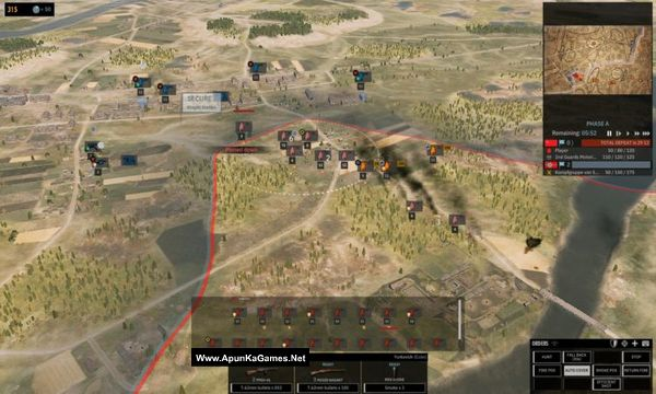 Steel Division 2 Screenshot 1, Full Version, PC Game, Download Free