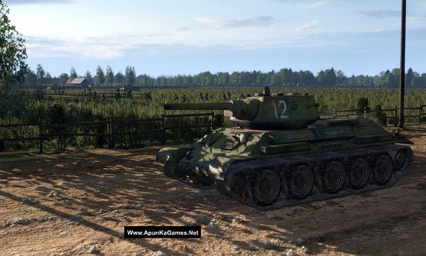 Steel Division 2 Screenshot 2, Full Version, PC Game, Download Free