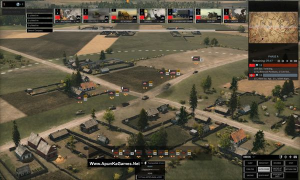 Steel Division 2 Screenshot 3, Full Version, PC Game, Download Free