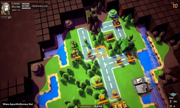 TINY METAL Screenshot 1, Full Version, PC Game, Download Free