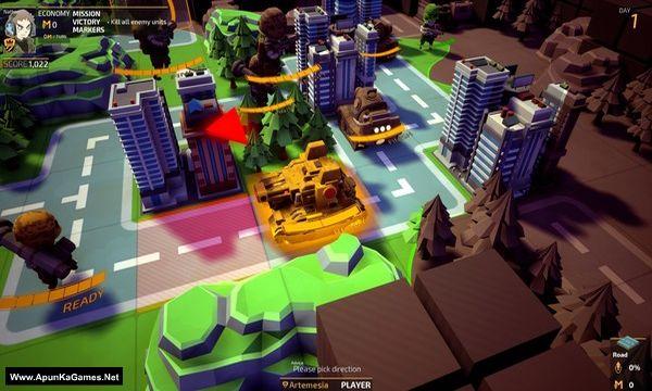 TINY METAL Screenshot 2, Full Version, PC Game, Download Free